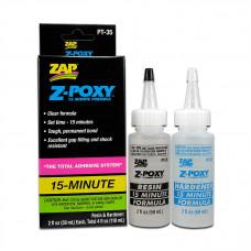 4oz Set - Z-Poxy 15 Min