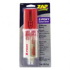 1oz Z-Poxy 5 Min Syringe